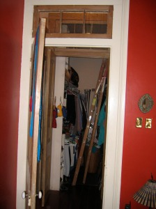 The Closet Under Old Management (Previous Owners)