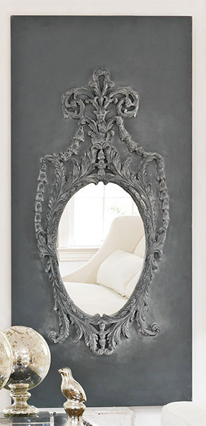 The Grandiose Mirror - Yes, that's what they call it!