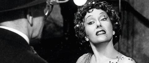 """Comeback - I HATE that word. It's a RETURN"" -- Norma Desmond, Sunset Boulevard"