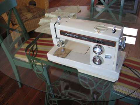Vintage 1974 Kenmore Sewing Machine